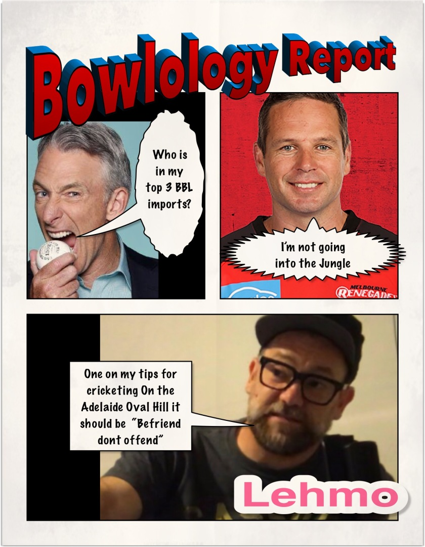 Bowlology report 18