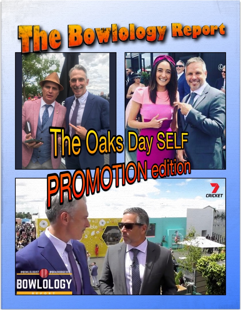 Ep 26 The Oaks Day Self Promotion edition